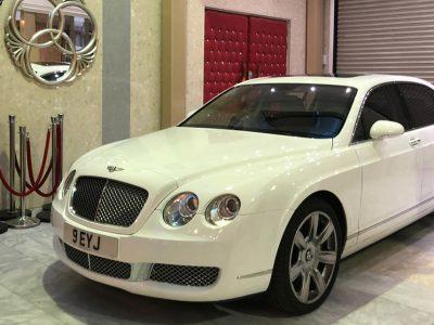 Bentley hire birmingham