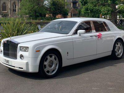 Rolls Royce Wedding Hire