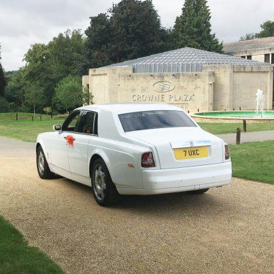 Rolls Royce Phantom Hire, Birmingham