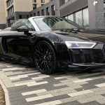 Audi R8 Hire Birmingham