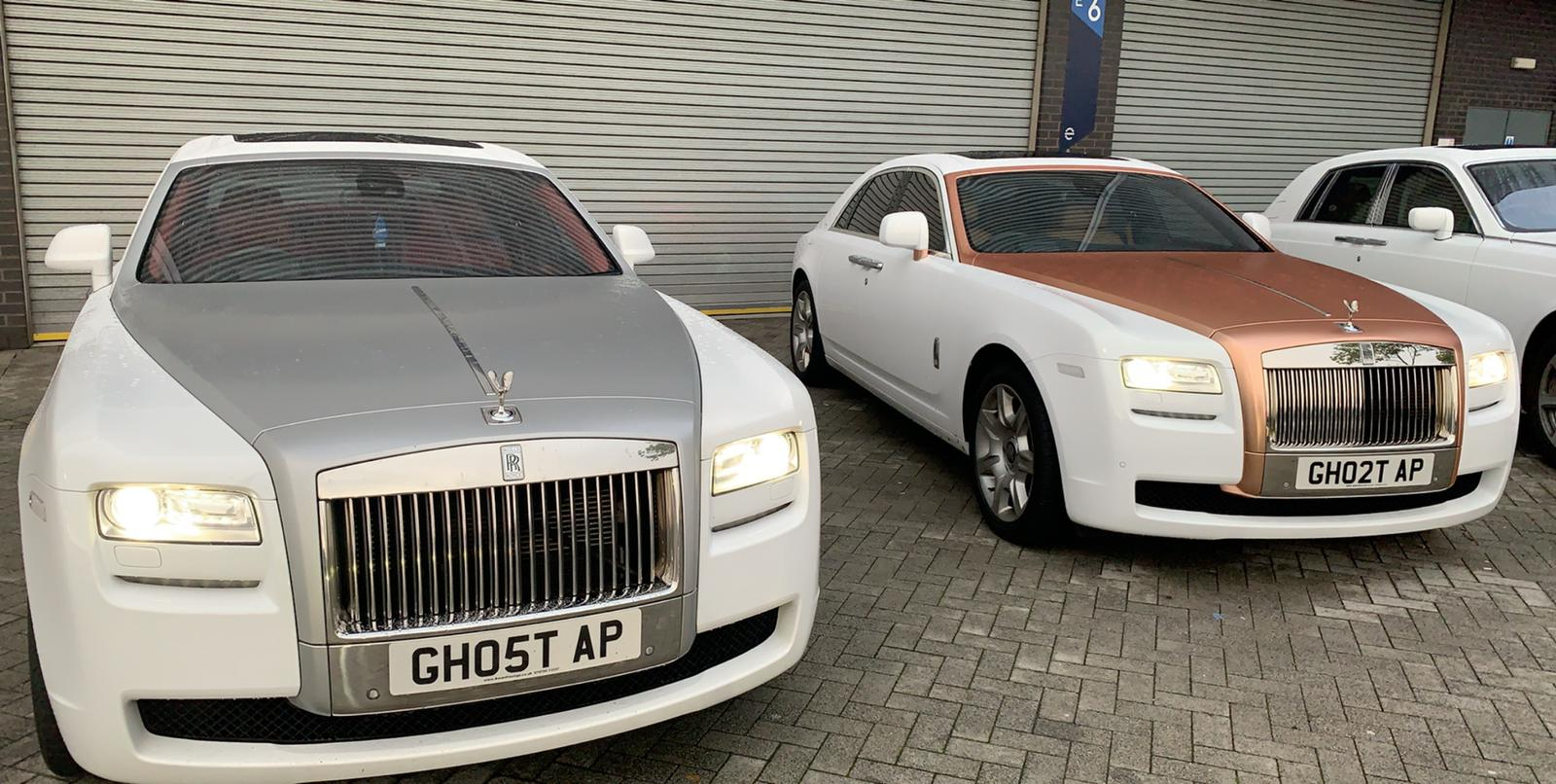 Rolls Royce Hire Birmingham